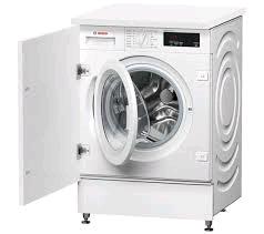 Bosch Built in Washing Machine 8kg 1400 Spin Speed