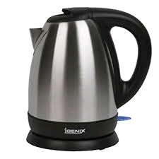 Igenix 1.7 Ltr 2.2Kw Brushed Stainless Steel Kettle