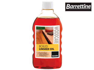 Barrettine 0430179 Boiled Linseed Oil 500ml