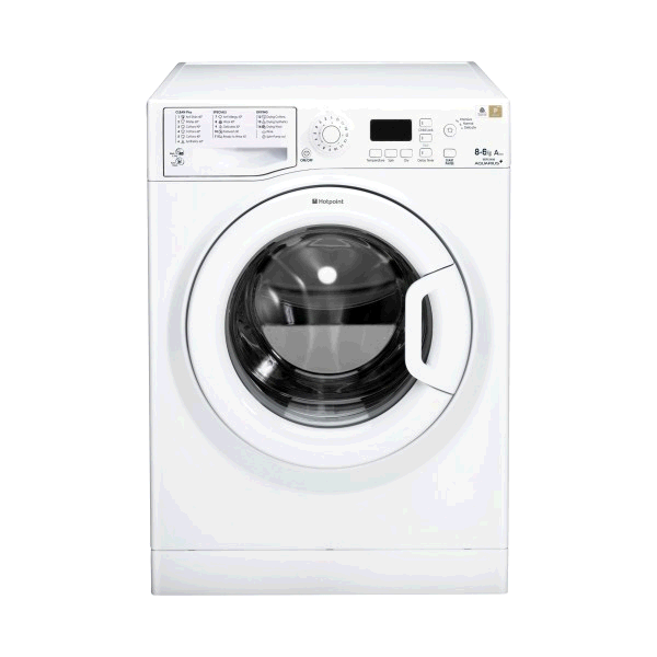 Hotpoint Washer Dryer 8kg 1400 Spin Speed Wash 6kg Load