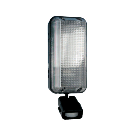 ASD Bulkhead Black Litegrade LED600 PIR