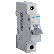 Hager 25a SP B Rated MCB