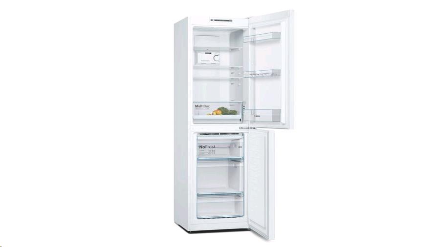 Bosch Fridge Freezer Frost Free  A++ 192L/105L H185 W60 D65 2 Year warranty