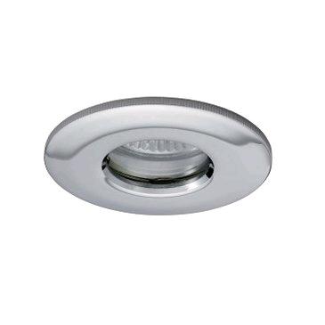 JCC Fireguard IP65 GU10 50W Shower Downlight Brushed Nickel