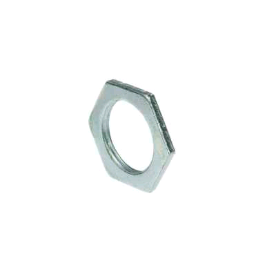 Galvanized Locknut 25mm