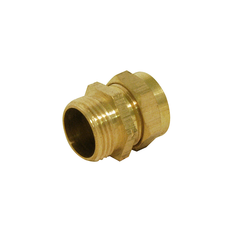 Brass Compression Gland 20mm