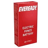 Ever Ready Battery 6V Fencer Double S3844