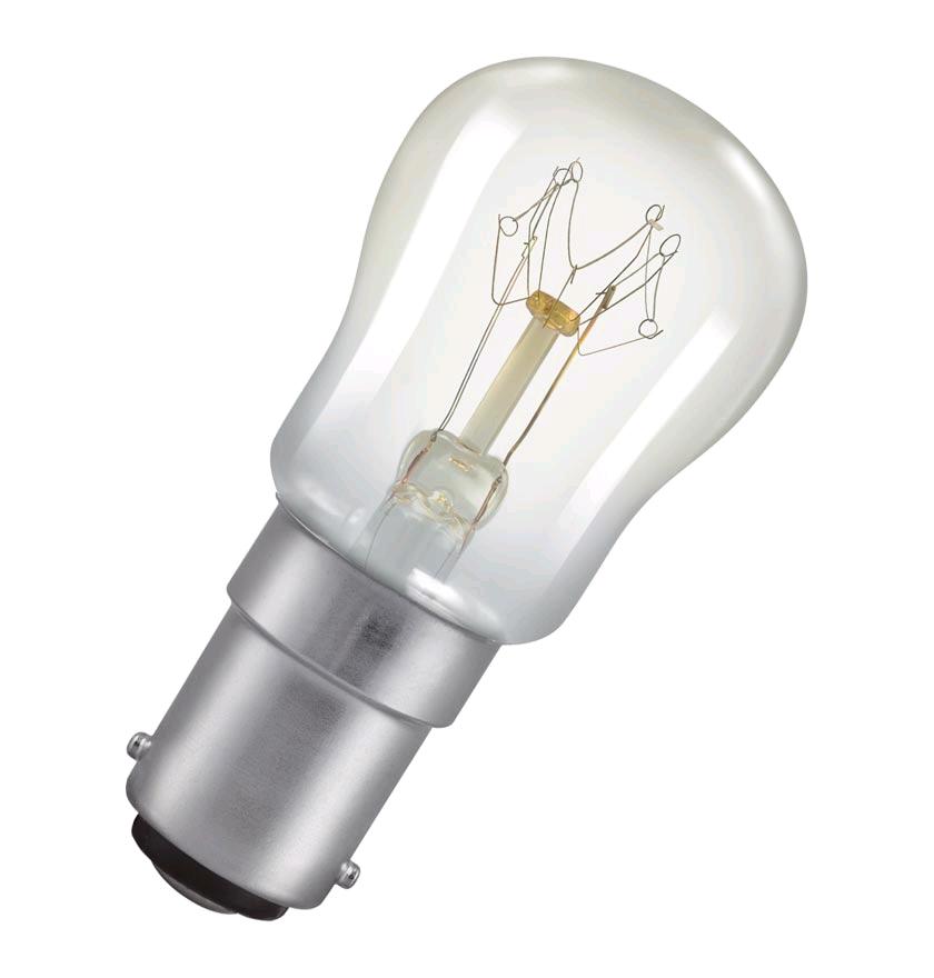 Lamp Pygmy 25w SBC Clear