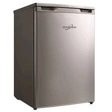 Statesman Undercounter Freezer Silver 55cm wide 33Litre H845 W553 D574cm 2Year Warranty
