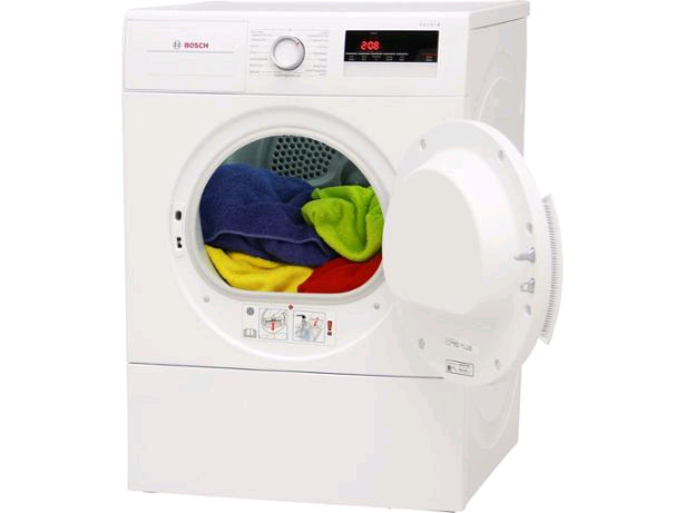 Bosch Tumble Dryer Vented 7KG C Sensor H850 W600 D600