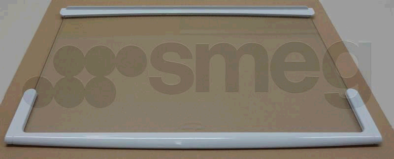SMEG SPARES SER00069258 For FAB32PS4 Safety  Glass Shelf
