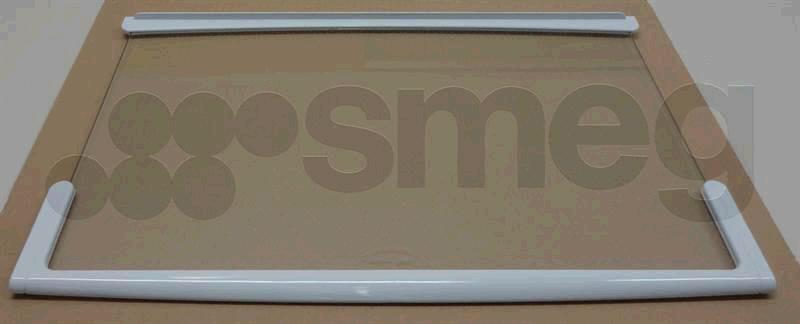 SMEG SPARES SER00069258 For FAB32PS4 Safety Glass Shelf