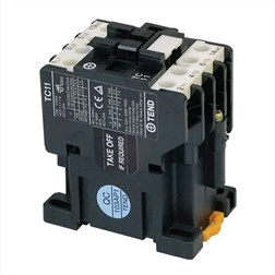 CED Contactor 240v 12a 3kw 4hp 1NO