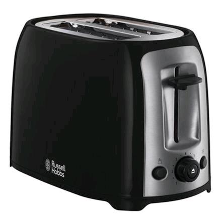 Russell Hobbs 2 Slice Toaster Darwin Black