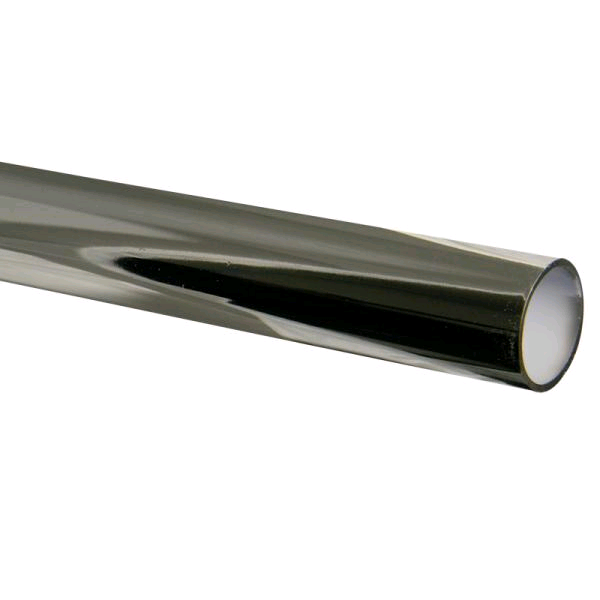 FloPlast Chrome Unicom Comp Waste 40mm Wastepipe 1.1mtr