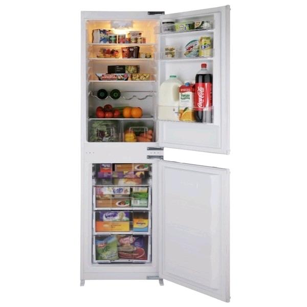 Montpellier Intergrated Fridge Freezer 50/50 Split