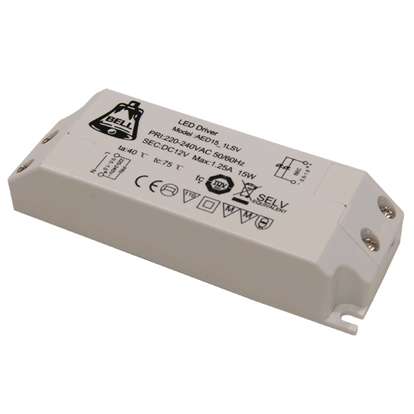 Bell LED 12V 15w DC Constant Voltage Driver