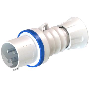 Gewiss 16a 240V 2P + E Plug HP IP44