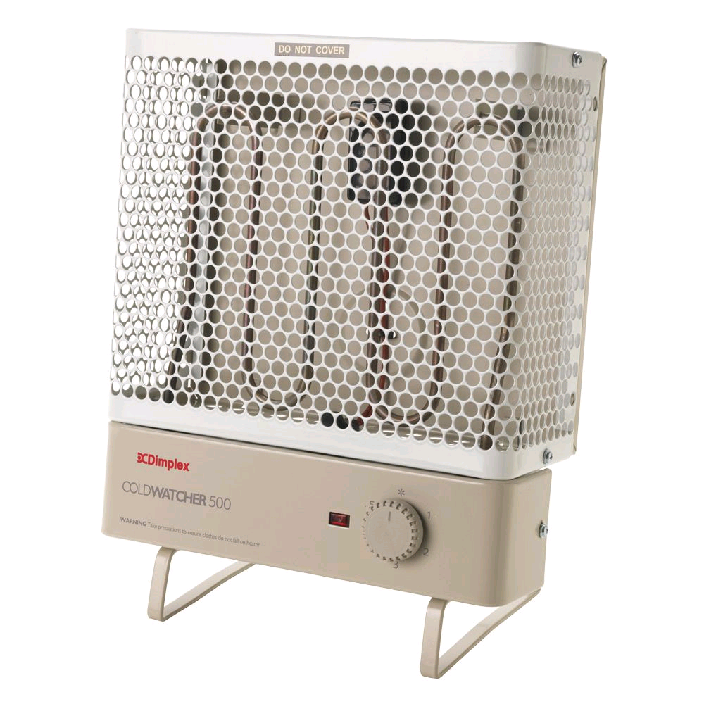 Dimplex Frostwatcher/ Coldwatcher 500w Heater with Frost Stat 1400721