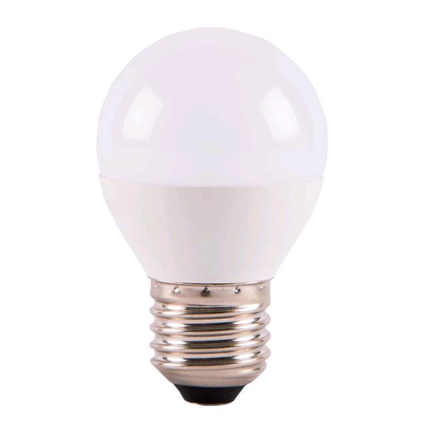 Bell 4w ES LED Opal Golf Warm White