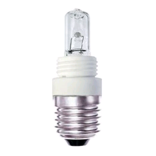 Bell Adaptor G9 (HP40) to ES equiv. to 60w