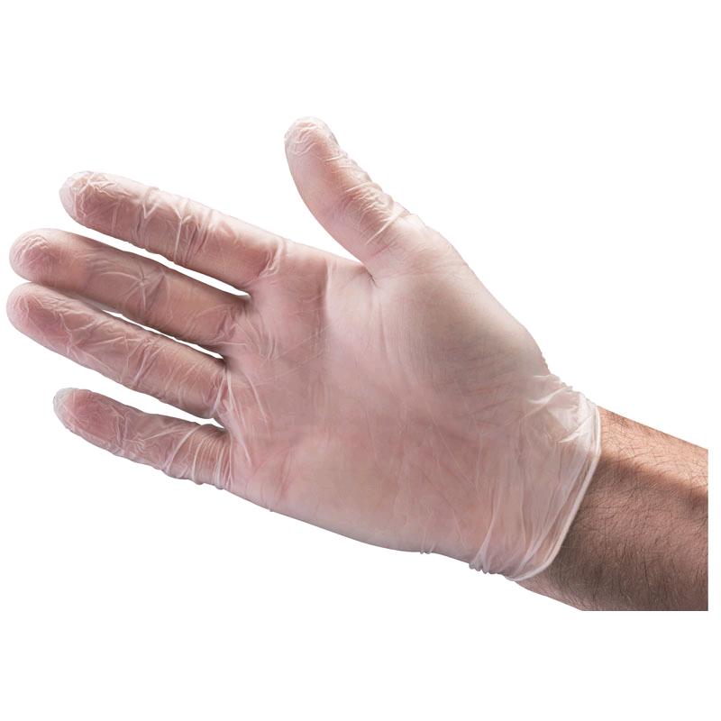Draper Soft Vinyl Gloves (Box of 100)