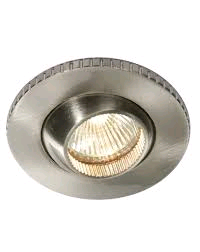 Saxby Mist Recessed Tilt Fitting S/Steel