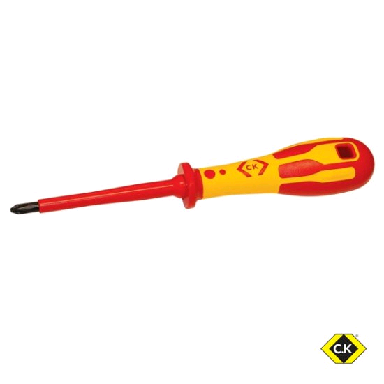 CK Dex VDE Screwdriver PH1 x 80